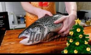 Embedded thumbnail for Аппетитный лосось-терияки с рисом