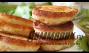 Embedded thumbnail for Как приготовить оладьи на кефире