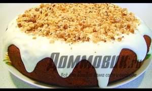 Embedded thumbnail for  Сладкий пирог на скорую руку
