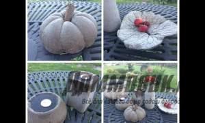Embedded thumbnail for Поделки для сада из цемента своими руками