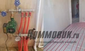 Embedded thumbnail for Водяной теплый пол как сделать