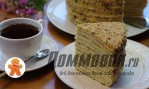 Embedded thumbnail for Рецепт торта на сковороде