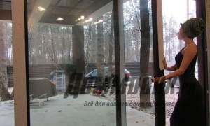 Embedded thumbnail for Панорамные окна в частном доме