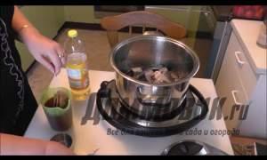 Embedded thumbnail for Как сделать консерву скумбрию в масле в домашних условиях