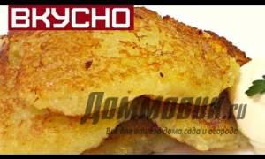 Embedded thumbnail for Картофельные драники без яиц
