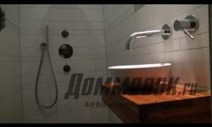 Embedded thumbnail for Дизайн ванной в мансарде