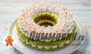 Embedded thumbnail for Зеленый торт