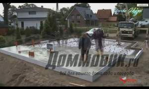 Embedded thumbnail for Как строят частный дом в Европе