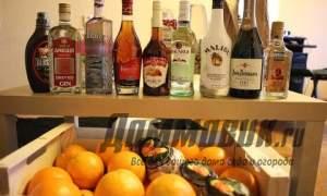 Embedded thumbnail for Разнообразные коктейли с апельсиновым соком