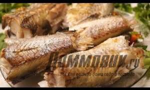 Embedded thumbnail for Как вкусно приготовить минтай в духовке