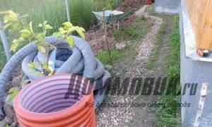 Embedded thumbnail for Дренажная система на участке