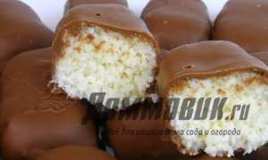 Embedded thumbnail for Кокосовые конфеты