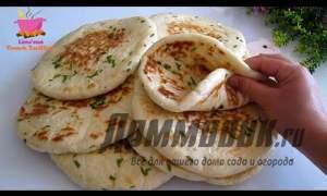 Embedded thumbnail for Рецепт турецкого хлеба: быстро и просто