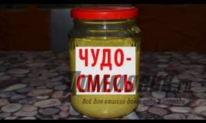 Embedded thumbnail for Как приготовить имбирь с лимоном и медом