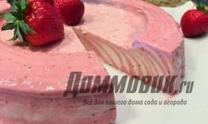 Embedded thumbnail for Торт с клубникой