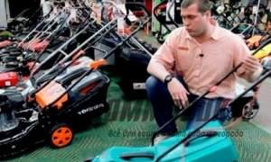 Embedded thumbnail for Выбор газонокосилки обзор от специалиста